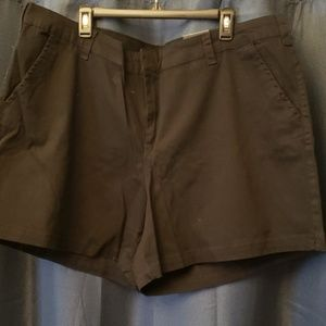 New with tags, Black Size 26 Lane Bryant shorts
